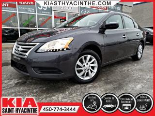 Used 2015 Nissan Sentra Sv Luxe T.ouvrant for sale in St-Hyacinthe, QC
