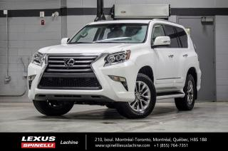 Used 2015 Lexus GX 7 Pass Executif Awd for sale in Lachine, QC