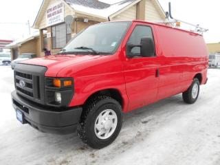 Used 2011 Ford E250 CARGO 4.6L Loaded Rack Divider Shelving 138,000KMs for sale in Etobicoke, ON