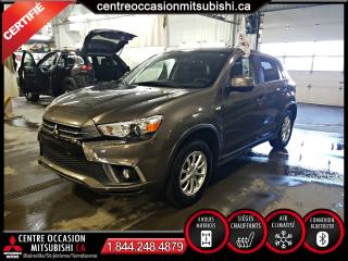 Used 2018 Mitsubishi RVR SE AWC/AWD SIEGES CHF BLUETOOTH CAM DE R for sale in Blainville, QC