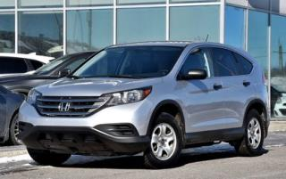 Used 2014 Honda CR-V Lx Fwd Cruise for sale in Lachine, QC