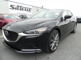 Used 2018 Mazda MAZDA6 **GT*DEMO*Automatique** for sale in St-Georges, QC