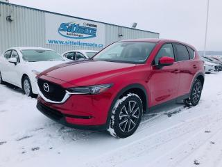 Used 2018 Mazda CX-5 ***GT***DEMO***CUIR**SAUVEZ DES $$ for sale in St-Georges, QC