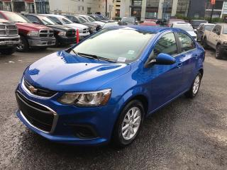 Used 2018 Chevrolet Sonic LT for sale in Richmond, BC