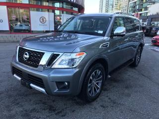 Used 2018 Nissan Armada for sale in Richmond, BC
