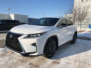 Used 2016 Lexus RX 350 F Sport SERIES 2 for sale in Edmonton, AB