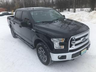 Used 2015 Ford F-150 XLT ONLY 66500 km for sale in Perth, ON