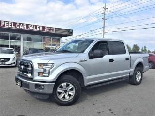 Used 2015 Ford F-150 XLT SuperCrew 6.5-ft. Bed 4WD for sale in Mississauga, ON