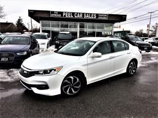 Used 2017 Honda Accord SE|ALLOYS|PWRSEATS|REARVIEW| for sale in Mississauga, ON