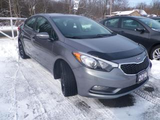 Used 2014 Kia Forte LX Plus for sale in Fort Erie, ON