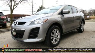 Used 2010 Mazda CX-7 GT|AWD|ALLOYS|NAVI|CAMERA|NO ACCIDENT for sale in Oakville, ON