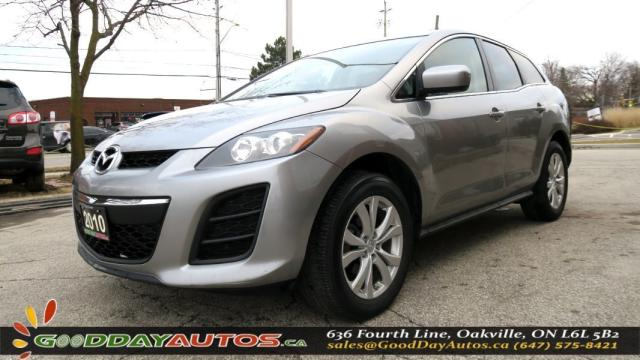 2010 Mazda CX-7 GT|AWD|ALLOYS|NAVI|CAMERA|NO ACCIDENT