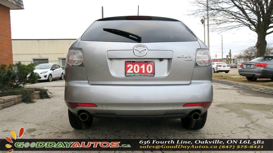 2010 Mazda CX-7
