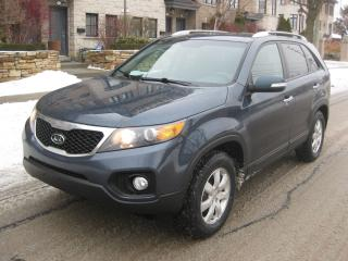 Used 2011 Kia Sorento LX, NEW TIRES, NEW BRAKES, NO ACCIDENTS, CERTIFIED for sale in Toronto, ON