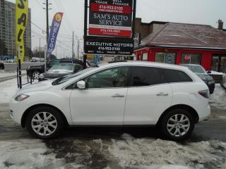 Used 2009 Mazda CX-7 GT /AWD / MINT / LEATHER / ROOF / ALLOYS / CLEAN/ for sale in Scarborough, ON