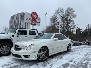 Used 2007 Mercedes-Benz E-Class 6.3L AMG for sale in Cambridge, ON