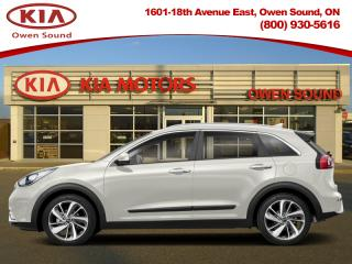 Used 2019 Kia NIRO SX Touring  - Leather Seats for sale in Owen Sound, ON