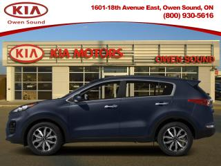New 2019 Kia Sportage EX AWD for sale in Owen Sound, ON