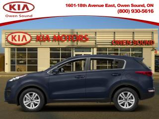 New 2019 Kia Sportage LX FWD  - Heated Seats -  Bluetooth for sale in Owen Sound, ON