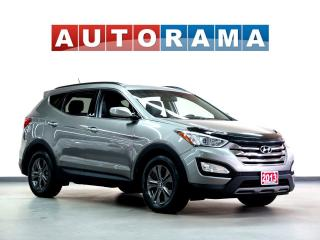 Used 2013 Hyundai Santa Fe 2.4 LEATHER PANORAMIC SUNROOF BACK UP CAMERA AWD for sale in Toronto, ON
