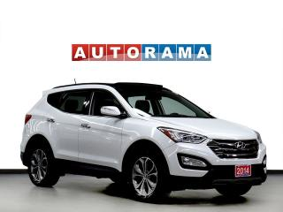 Used 2014 Hyundai Santa Fe SPORT LEATHER PANORAMIC SUNROOF AWD BACK UP CAMERA for sale in Toronto, ON
