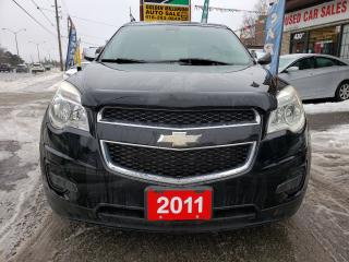 Used 2011 Chevrolet Equinox LS - Extra Clean - Loaded - ECO - Alloys - DVD for sale in Scarborough, ON