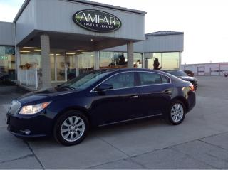 Used 2010 Buick LaCrosse CXL / LEATHER / NO PAYMENTS FOR 6 MONTHS !! for sale in Tilbury, ON