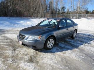 Used 2009 Hyundai Sonata GLS for sale in Fredericton, NB