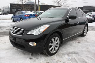 Used 2014 Infiniti QX50 Journey for sale in Toronto, ON