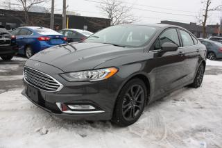 Used 2018 Ford Fusion SE for sale in Toronto, ON