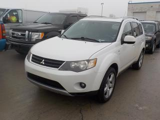 Used 2008 Mitsubishi Outlander XLS for sale in Innisfil, ON