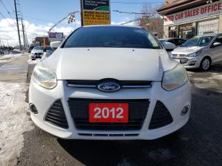 Used 2012 Ford Focus SE-Mint Condition-Winter Tires-Spoiler-Must see!! for sale in Scarborough, ON