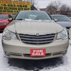 Used 2007 Chrysler Sebring Touring - Mint Condition - Drives excellent-Alloys for sale in Scarborough, ON