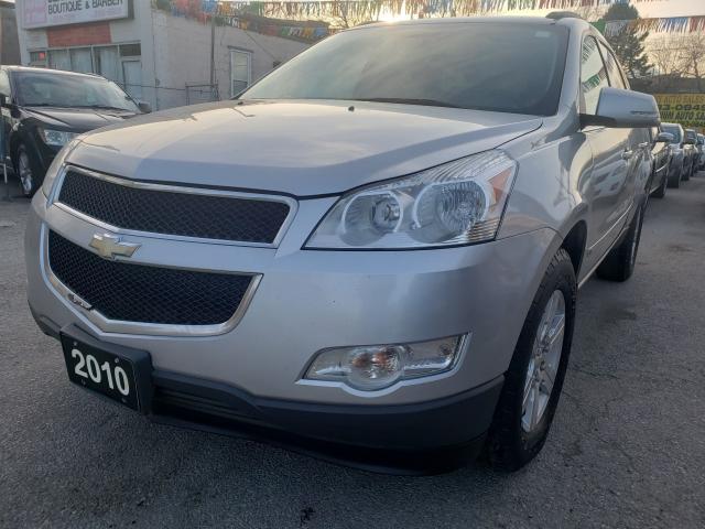2010 Chevrolet Traverse 8 Passenger/Remote Start/Bluetooth/Bluetooth-Aux