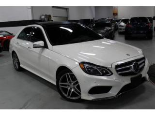 Used 2015 Mercedes-Benz E-Class E400 4MATIC   AMG   1-OWNER   WARRANTY for sale in Vaughan, ON