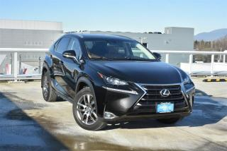 Used 2015 Lexus NX 200t 6A for sale in Burnaby, BC