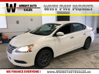 Used 2014 Nissan Sentra S|LOW MILEAGE|BLUETOOTH|57,478 KMS for sale in Cambridge, ON