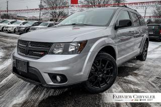 Used 2016 Dodge Journey SXT   Blacktop   7 Pass   Heated Seats for sale in Burlington, ON