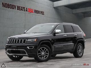 Used 2017 Jeep Grand Cherokee Limited Luxury Ed*Pano Roof*Cooled Seats*Pwr Gate* for sale in Mississauga, ON