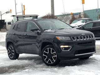 Used 2017 Jeep Compass LIMITED for sale in Mississauga, ON