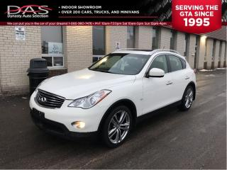 Used 2014 Infiniti QX50 Journey Pkg Rear Camera/Sunroof for sale in North York, ON