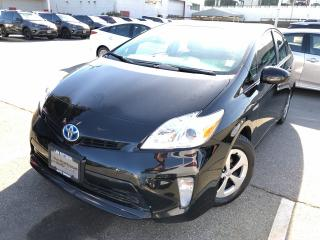 Used 2015 Toyota Prius - for sale in North Vancouver, BC