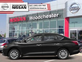 New 2019 Nissan Sentra SV CVT  - Heated Seats for sale in Mississauga, ON