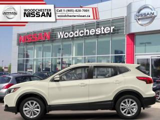 New 2019 Nissan Qashqai FWD SV CVT  - Sunroof - $183.43 B/W for sale in Mississauga, ON