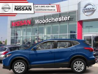 New 2019 Nissan Qashqai AWD SV CVT  - Sunroof - $196.48 B/W for sale in Mississauga, ON