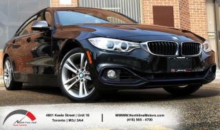 Used 2015 BMW 4 Series 428i |xDrive|Gran Coupe|Navigation|Backup Camera for sale in Toronto, ON