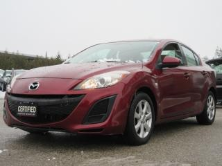 Used 2010 Mazda MAZDA3 4dr Sdn for sale in Newmarket, ON