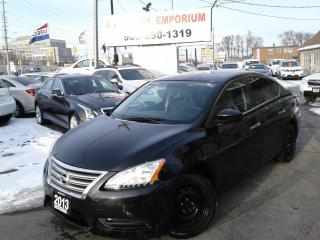 Used 2013 Nissan Sentra Auto/Bluetooth/All-Pwr/Keyless Entry for sale in Mississauga, ON