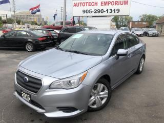 Used 2015 Subaru Legacy AWD Backup Camera/Htd Seats/Bluetooth&GPS* for sale in Mississauga, ON