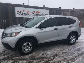Used 2014 Honda CR-V LX for sale in Stittsville, ON